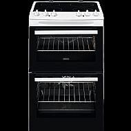 Zanussi ZCV46050wa 55cm cooker