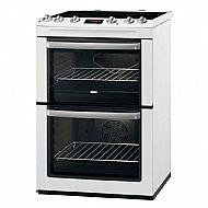 Zanussi ZCV665MWC 60cm cooker
