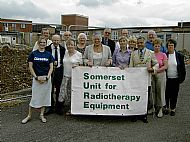 Celebrating the Beacon Centre Foundations in 2003