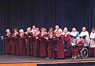 st michaels choir
