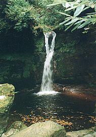 Townhead falls