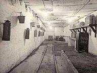 Douglas Colliery underground fire station