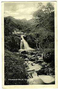 Townhead waterfall