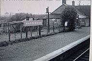 HAPPENDON RAILWAY STATION