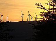 Hagshaw windfarm