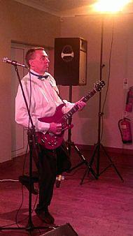 Baskerville Hotel Masonic gig May 2011