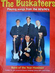 Buskateers Poster 1996