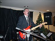 Christmas party @ Uncle Tom's Sports & Social Club, Carcroft nr Doncaster