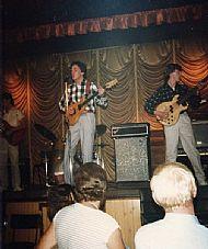 Example 9 at Edlington top Club talent Show 1983!