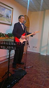 New Years Eve 2012 @ Sherwood Forest Golf Club
