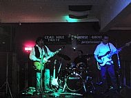 Rock It 3 Reunion gig @ The Horse & Groom, Doncaster in 2009