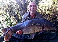 Andy Hyden with 22-10 leather