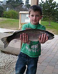 Big trout!