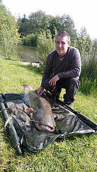 51-07lb catfish Ken chamberlain