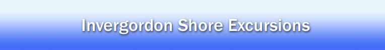 Invergordon Shore and Land Excursions