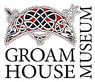 groam house museum logo