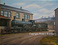 Ben Alder at Lochgorm Works 1953