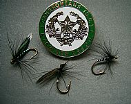 Cameronians Clyde Style Flies.
