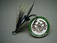 Cameronians Hair wing Salmon Fly