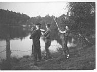 Cameronian style fishing.