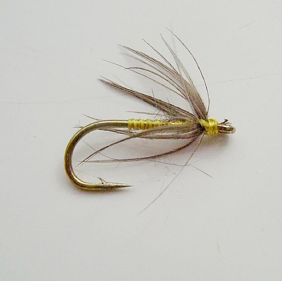 River Wet Flies. Pearly Waterhen Bloa North Country Spiders