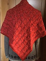 Red Shawl