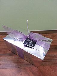 400g SILVER gift box