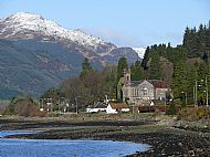 Kilmun shore