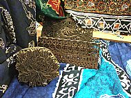 Batik collection from Indonesia
