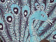 Peacock sarong