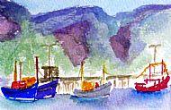 3 Boats West Coast