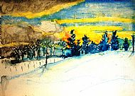 Winter at Flowerburn