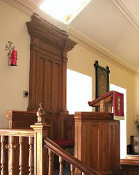 nigg old church