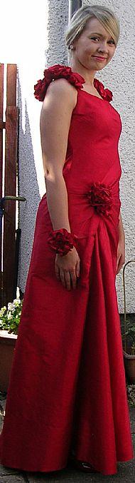 Emma's Prom dress