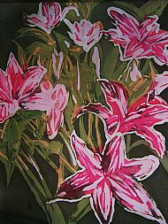 Cluster of Lilies