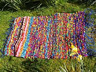 peg loom colour rug