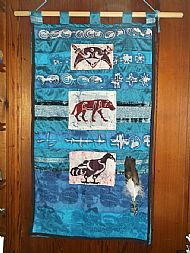 Pictish Wallhanging