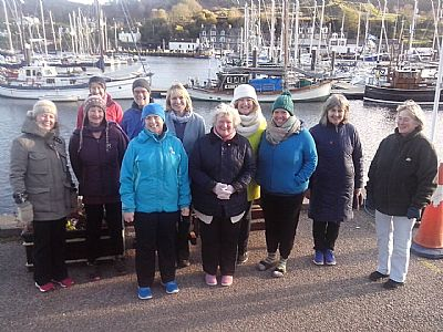 chiwalking group, tarbert