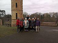 volunteer walk leaders eglinton country park