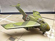 Focke Wulf Ta183A Huckebein