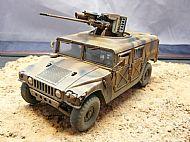 USMC Humvee Bushmaster