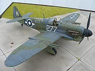 British Fairey Firefly Mark I Fighter Bomber Aircraft