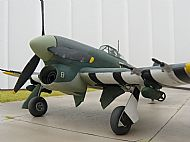 RAF Hawker Typhoon Mark 1B Fighter Bomber