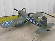 British Vought Corsair F4U