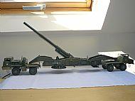 US M65 280mm Atomic Annie Howitzer