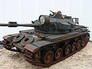 Australian Post WW II Centurion Mark 5/1 Tank