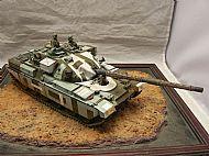 British Chieftain Mark V Tank