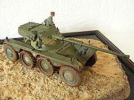 French EBR-10 Armoured Car