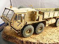 US OSHKOSH M977 HEMTT Truck