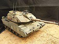 Israeli IDF Magach 7C Gimel